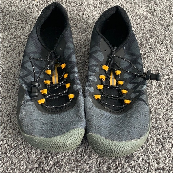 Merrell Other - Merrell barefoot running shoes with lock laces